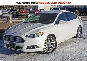 2013 Ford Fusion Titanium *AWD *Leather *Turbocharged *Bluetooth