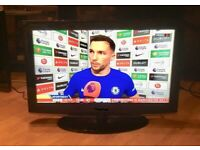 """40"""" BAIRD FULL HD FREEVIEW BUILT IN LCD TV WITH STAND & REMOTE CONTROL"""