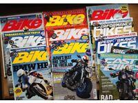 Motorbike magazines for sale