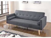 Dark Grey Sofa Bed For sale* available till Friday*