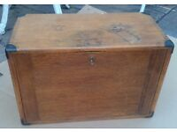ANTIQUE CABINET CARRIER (maybe for salesmen) RARE ITEM £60 ono.See details