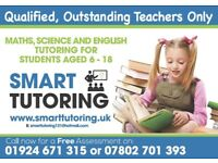 Quality tutoring for 6 to 18 year olds in maths, English and science