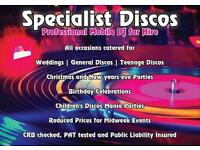 MOBILE DISCO DJ | WEDDING DJ | TEENAGE DJ HIRE ESSEX | KENT | ESSEX | LONDON | PHOTOBOOTH HIRE ESSEX