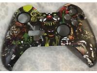 Elite controller horror face plate Xbox one