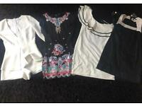 Assortment of clothes etc perfect for car boot sale