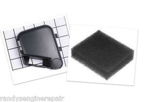 air filter + cover RYOBI Homelite string trimmer parts