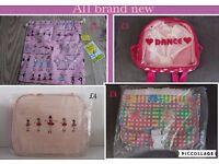 Girls dance bag/backpack-All brand new