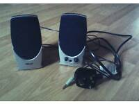 Speakers for laptop,phone or tablet