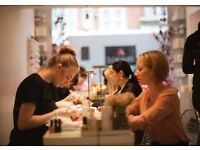 Senior Beauty Therapist And Nail Technicians Wanted -£1600-£2000 Per Month