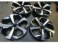 """19"""" Nissan juke Qashqai alloy wheels Genuine Nissan"""