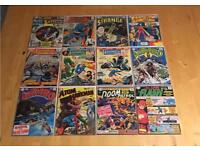 Silver Age DC Comic Book Colllection