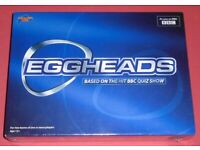'Eggheads' Board Game (new)