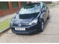 VOLKSWAGEN GOLF 1.6 TDI MATCH DSG, PARKING SENSORS, FULL DEALERS HISTORY