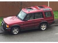 Land Rover Discovery td5 2.5