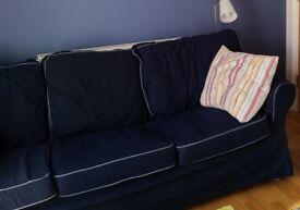Ikea Ektorp 3 seater sofa covers