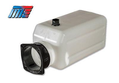 Dump Trailer 2 Gallon Poly Hydraulic Pump Tank - Fits Mte Hydraulic Pumps