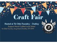 Ye Olde Foundry Craft Fair