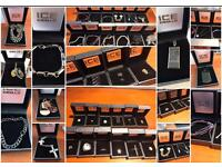 Gents ice jewellery for sale. All new and boxed. Other things for sale too