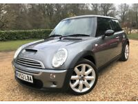 MINI Cooper S *Watch Video* New MOT Service Exhaust with Warranty and Pan Roof Gloss Mirrors Roof