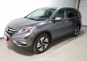 2015 Honda CR-V Touring | Certified |Htd Leather | Camera|Liftga