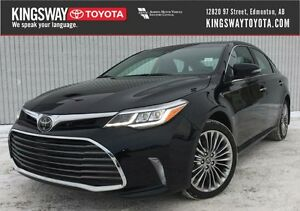 2016 Toyota Avalon Limited w/ Black Interior