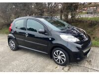2010 Peugeot 107 Urban 1.0 5dr (£20 road tax)
