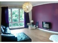 Short Let Available - All Bills Included – Furnished 2 Bed in Great Shawlands Location w/Parking