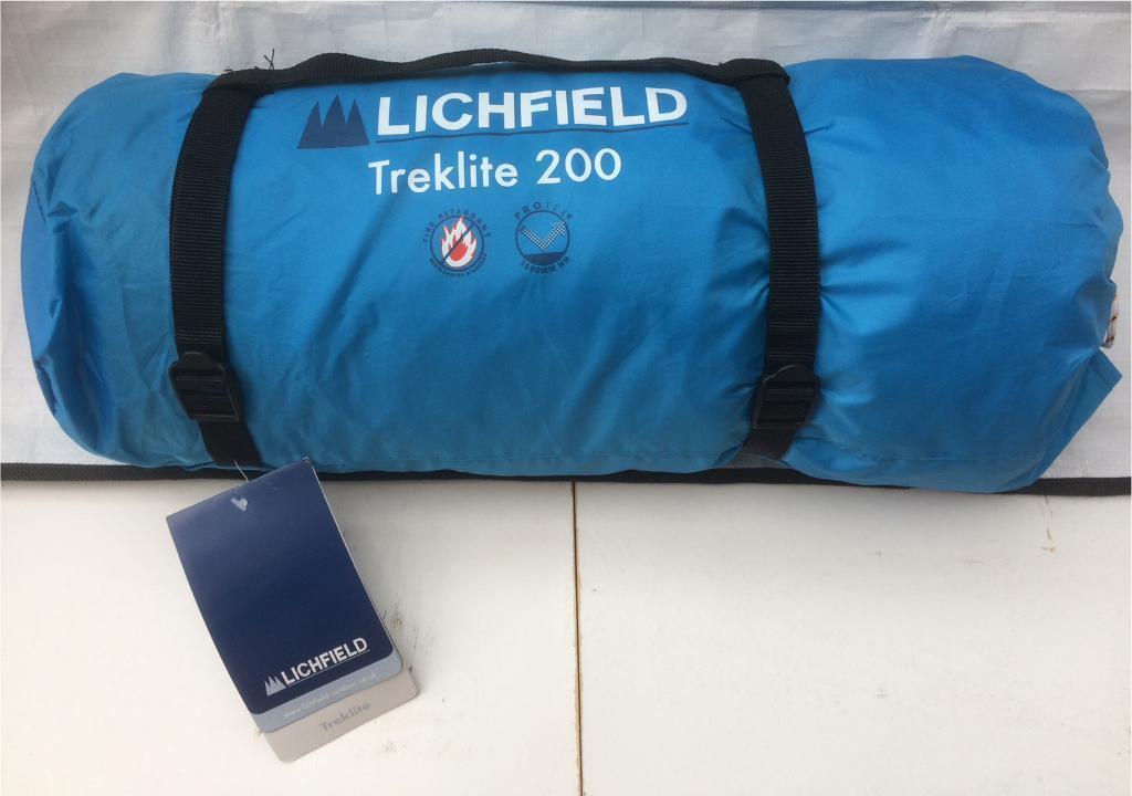 lichfield treklite 200 2 man tent