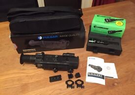 Pulsar Digisight N750A, Night Vision Riflescope