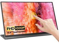 Portable touchscreen monitor. Brand new in box