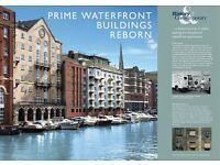 Brand New Contemporary 1 Bedroom Apartment, Harbourside, Redcliffe, Bristol
