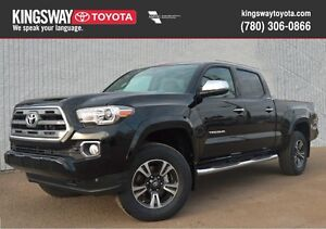 2016 Toyota Tacoma Double Cab Limited Edition