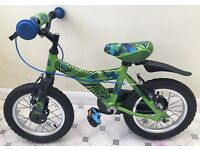 Raleigh Atom 14 Inch Kids Bike