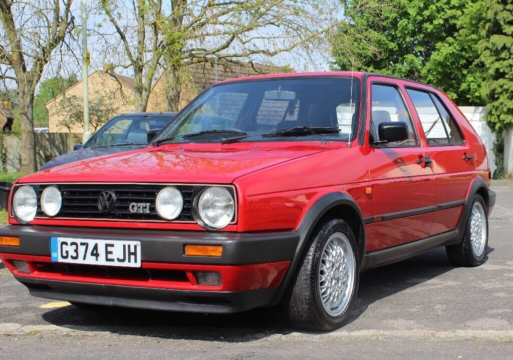 1990 Mk2 Golf Pictures To Pin On Pinterest Pinsdaddy