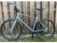 WHYTE WHITECHAPEL HYBRID HARDTAIL BICYCLE. L/XL