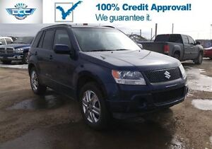 2011 Suzuki Grand Vitara JX 4WD!! Blow Out Sale!!