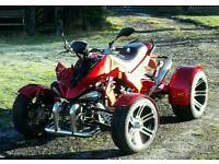 BRAND NEW SPY F3-250 2018 EURO 4 ROAD LEGAL QUAD BIKES, FREE NEXT DAY DELIVERY..
