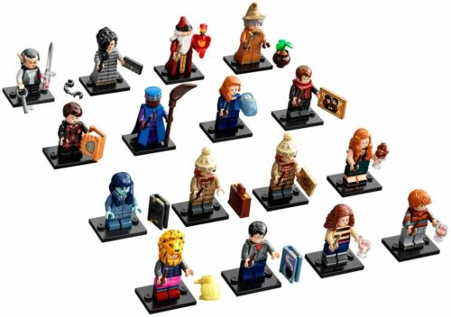 LEGO Harry Potter 2 MINIFIGURES SERIES 71028 - Complete Set of 16