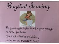 Bagshot ironing