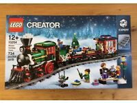 Lego Winter Holiday Train 10254 - new sealed - Christmas