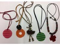 Mix n Match Necklaces.