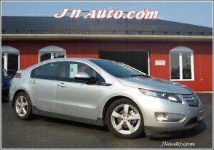 2012 Chevrolet Volt Électrique + Essence **EN TRANSIT**