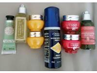 L'Occitane Skincare Bundle