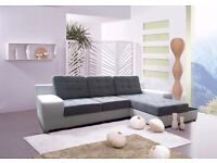Delivery 1-3 days Brand New BOSTOON Corner Sofa Bed Sofa Corner Sleep Function and Storage