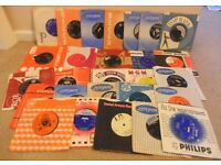 Job Lot/Collection of Various 45's Records