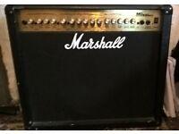 Marshall 100 watt guitar amp DFX series