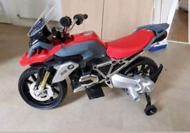 BMW CHILDS MOTORBIKE/SCOOTER
