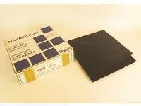 Real Forbo Marmoleum Linoleum floor tiles 20 sq m (220 sq ft) + adhesive