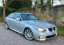 58 BMW 530D M SPORT AUTO LCI + 116K MILES + FULLY LOADED