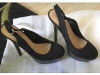 Black Heels New